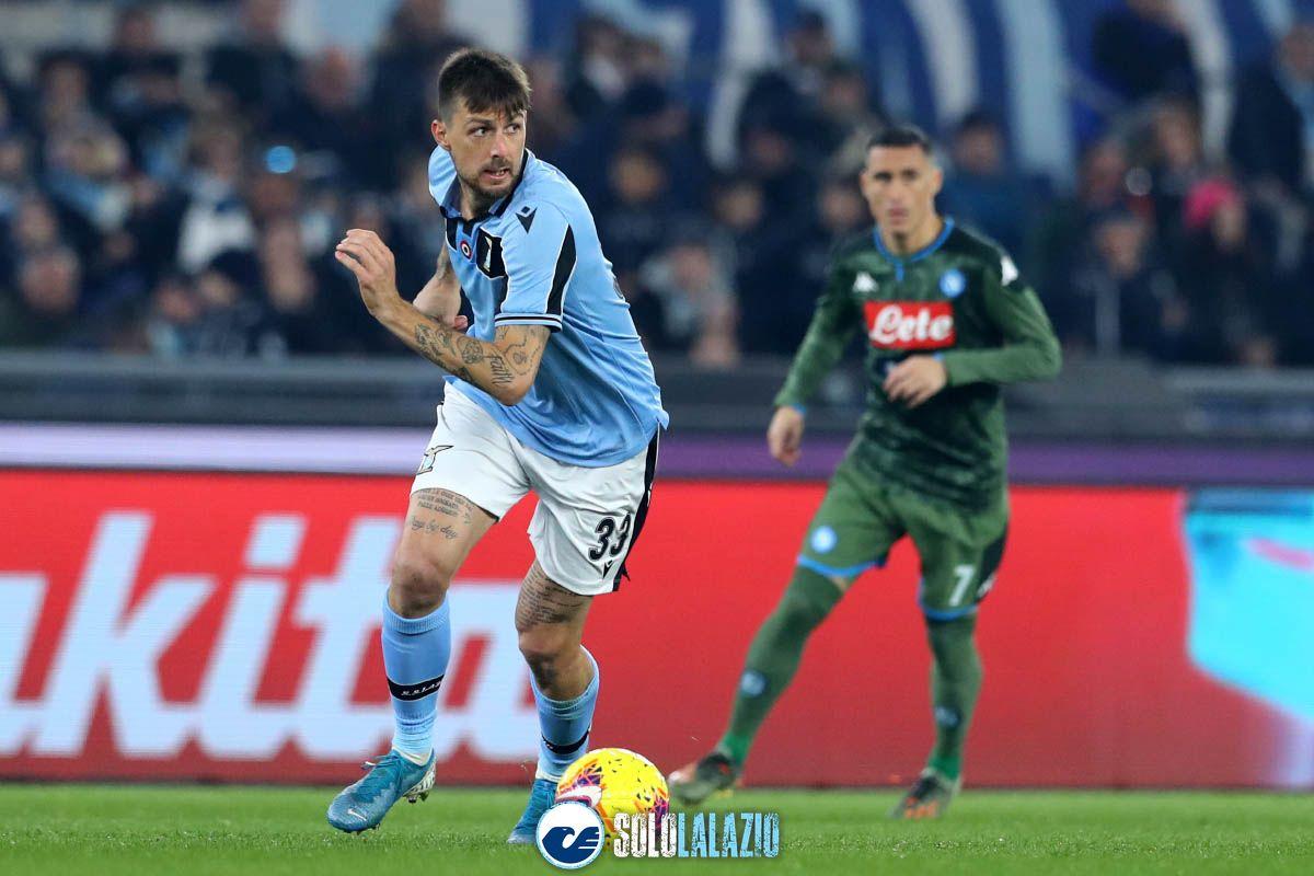 Lazio - Napoli, Francesco Acerbi