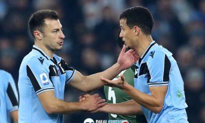 Lazio - Napoli, Stefan Radu e Luiz Felipe