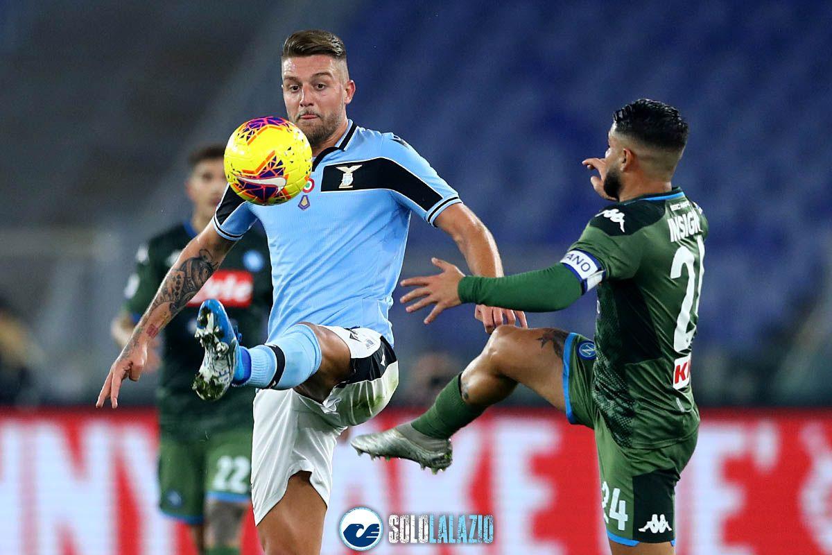 Lazio - Napoli, Sergej Milinkovic