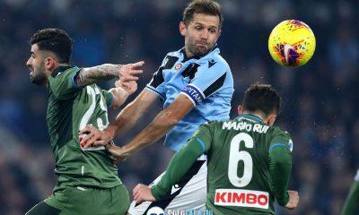 Lazio - Napoli, Senad Lulic