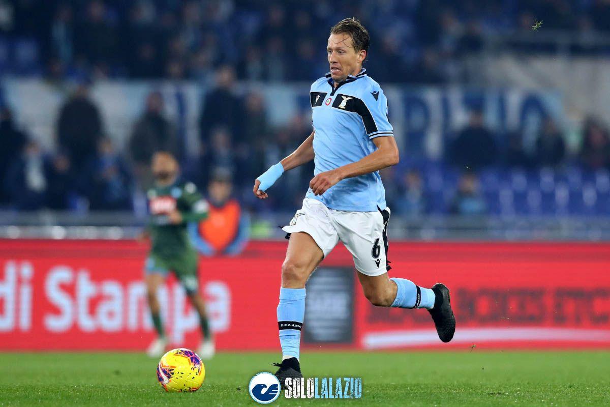 Lazio - Napoli, Lucas Leiva