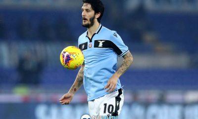Lazio - Napoli, Luis Alberto