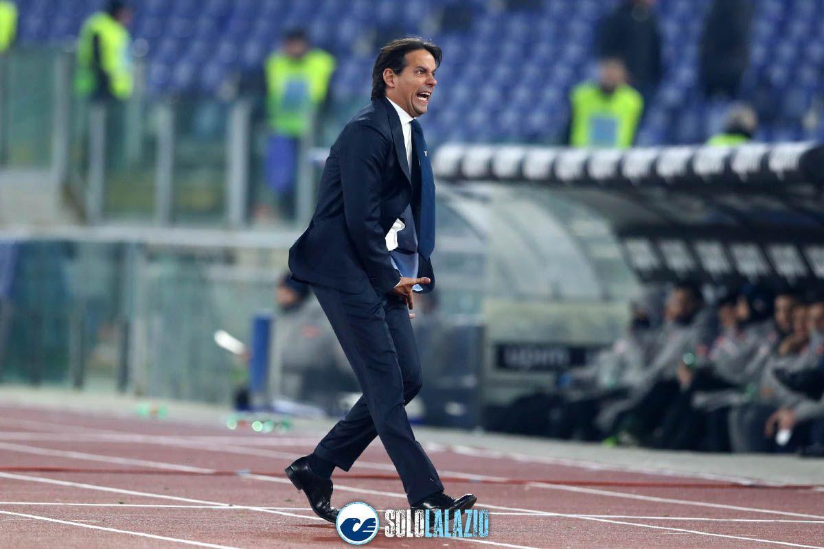 Lazio - Napoli, Simone Inzaghi
