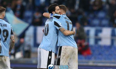 Lazio - Sampdoria, Luis Alberto e Ciro Immobile