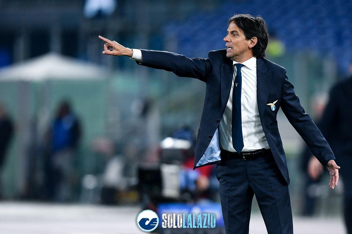 Simone Inzaghi dichiarazioni post Lazio - Sampdoria
