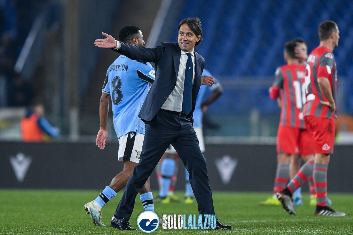 Lazio - Cremonese, Simone Inzaghi