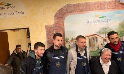 """Lazio, Acerbi: """"Vogliamo fare molto bene e ottenere il massimo"""""""