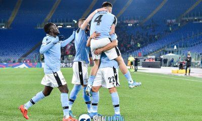 Lazio - Cremonese, gol Patric