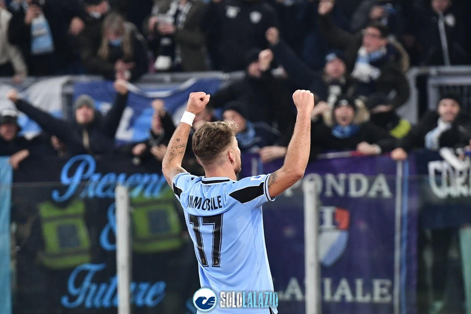 Lazio - Napoli, Ciro Immobile