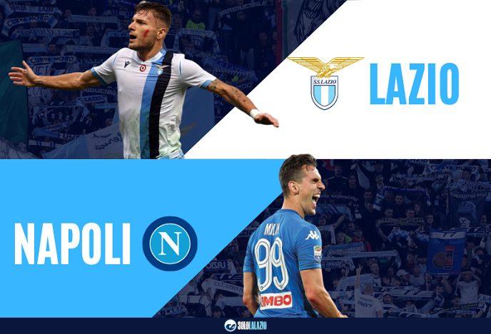 Lazio - Napoli, ecco le formazioni ufficiali scelte da Inzaghi e Gattuso