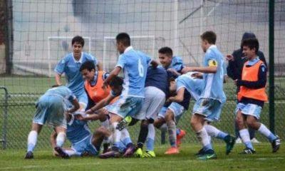 La Lazio Under 14 vince il derby e conquista il trofeo