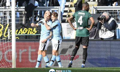 Lazio - Bologna, Joaquin Correa e Ciro Immobile