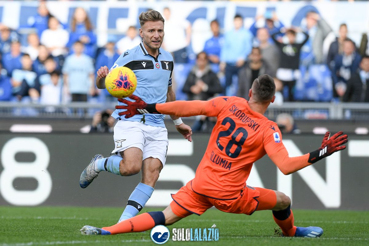 Il Napoli sogna Ciro Immobile ma la Lazio lo blinda