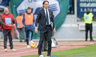 Lazio - Bologna, Simone Inzaghi