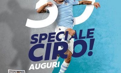 """La prima pagina del CorSport Roma: """"La Lazio in smoking per Immobile"""""""