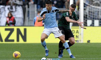Lazio - Bologna, Joaquin Correa