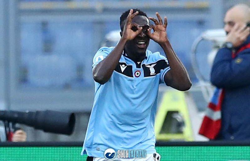 Lazio - Spal, Bobby Adekanye