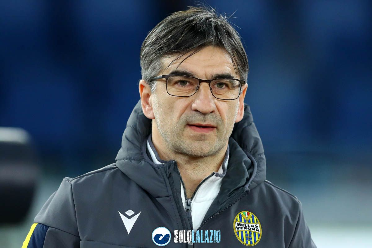 Lazio - Verona, Ivan Juric