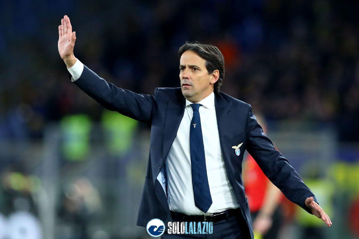 Lazio - Verona, Simone Inzaghi