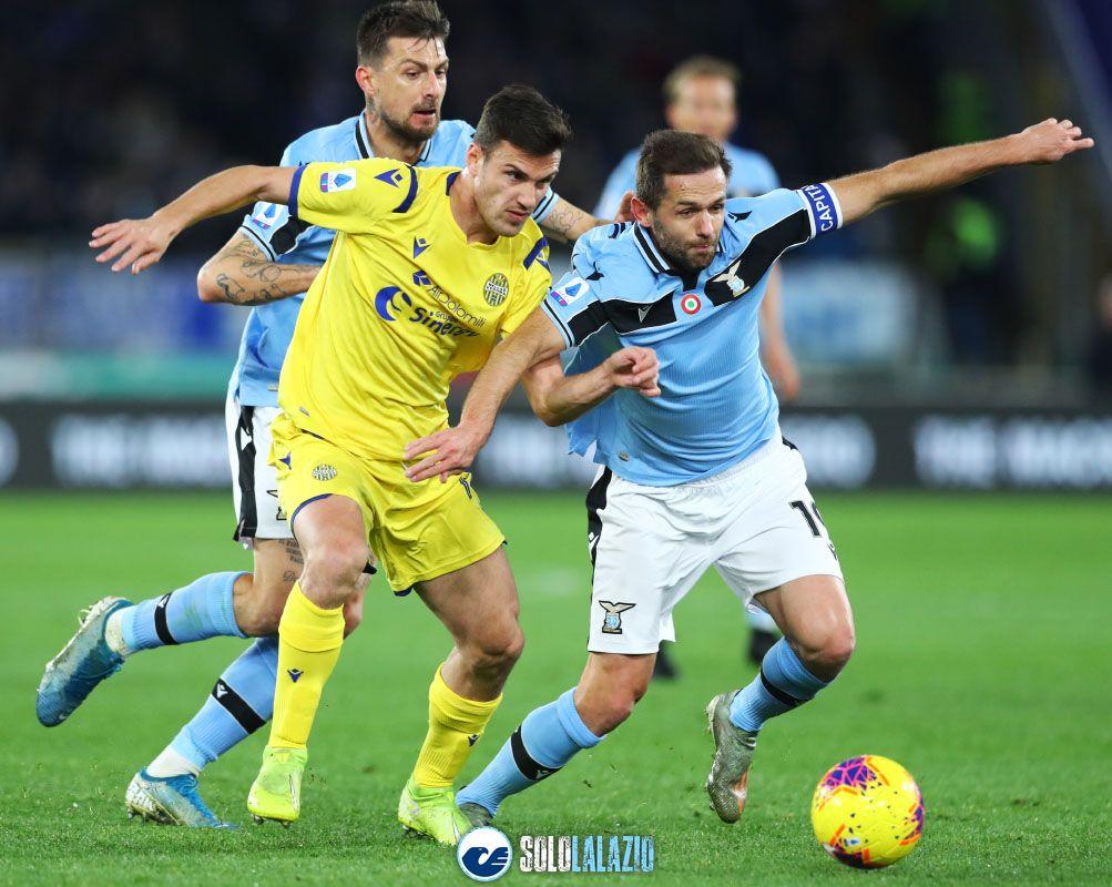 Lazio - Verona, Senad Lulic
