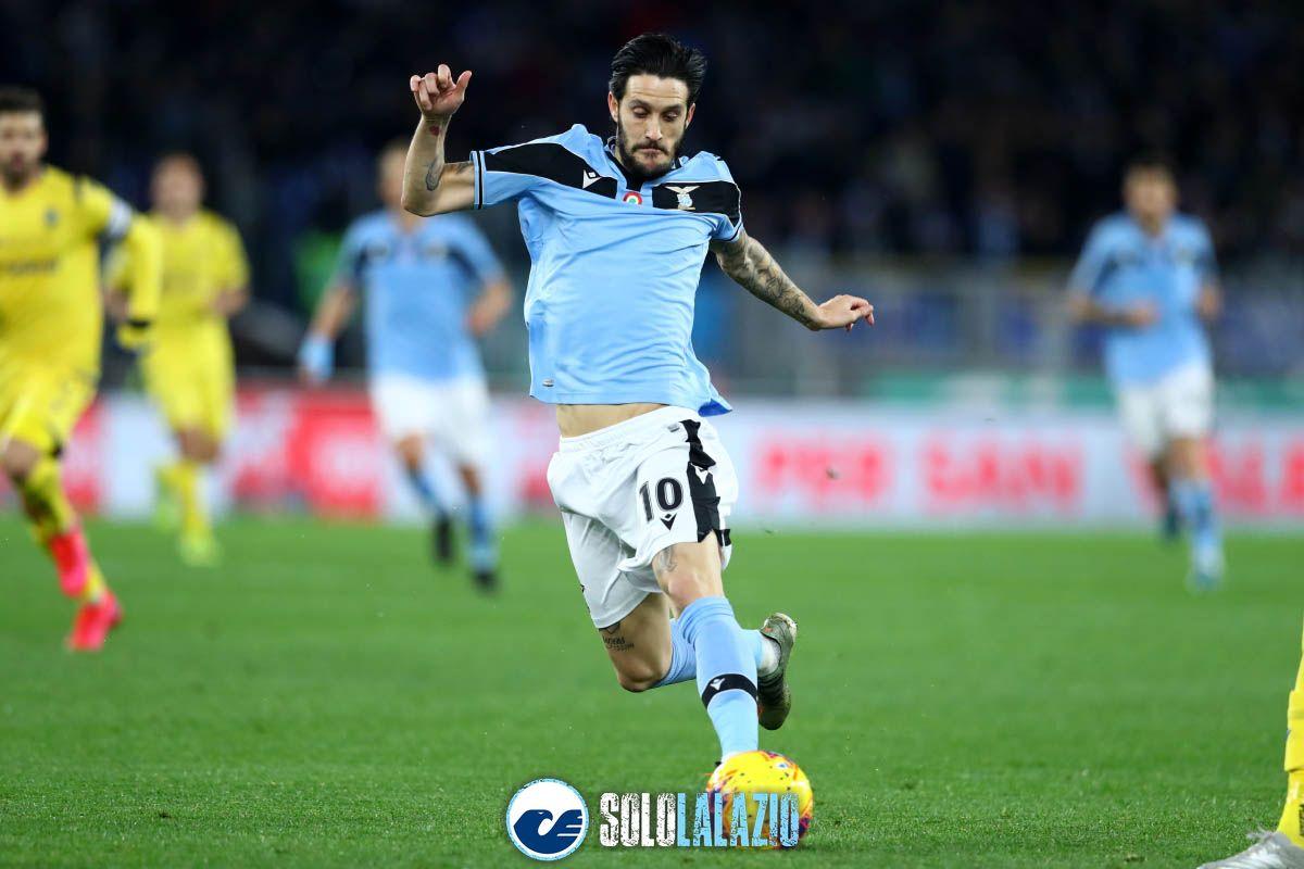 """Luis Alberto in diretta IG: """"Il mio futuro è alla Lazio"""""""