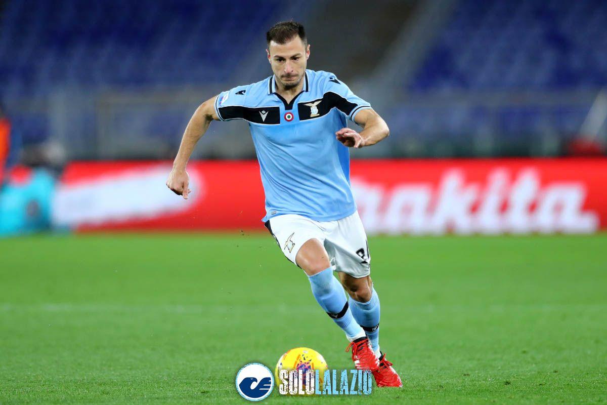 Lazio - Parma, Stefan Radu