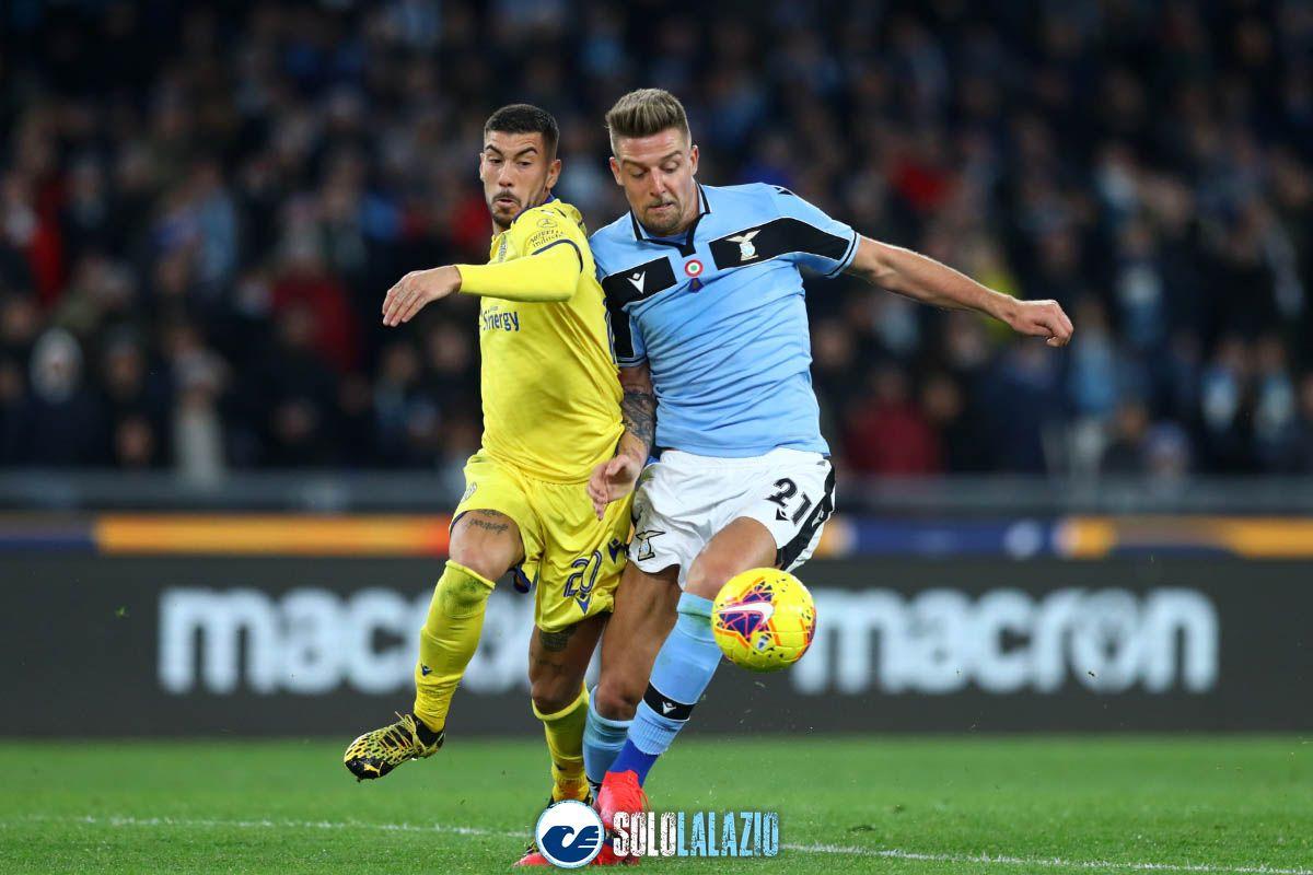 Lazio - Verona, Mattia Zaccagni e Sergej Milinkovic