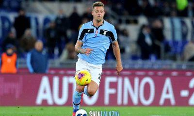 Gazzetta dello Sport, Milinkovic e il tabù del gol in trasferta