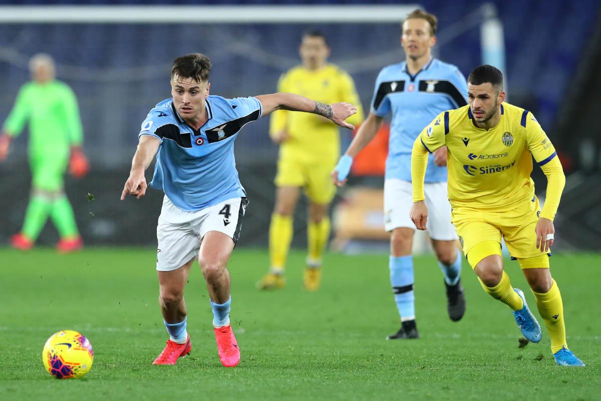 Lazio - Verona, Patric