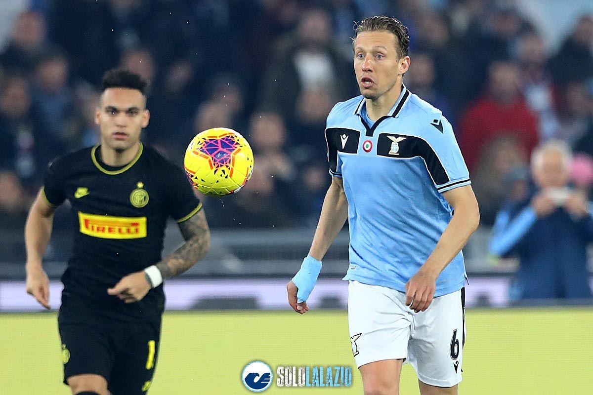 Lazio - Inter, Lucas Leiva