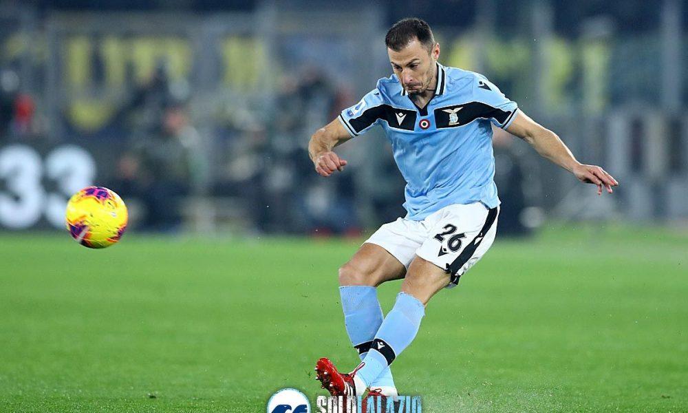 Lazio - Inter, Stefan Radu