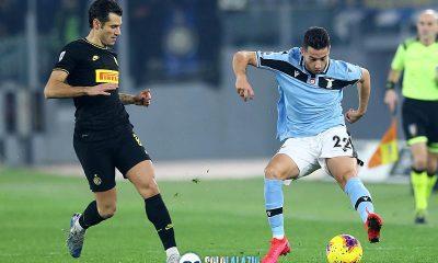 Lazio - Inter, Antonio Candreva e Jony