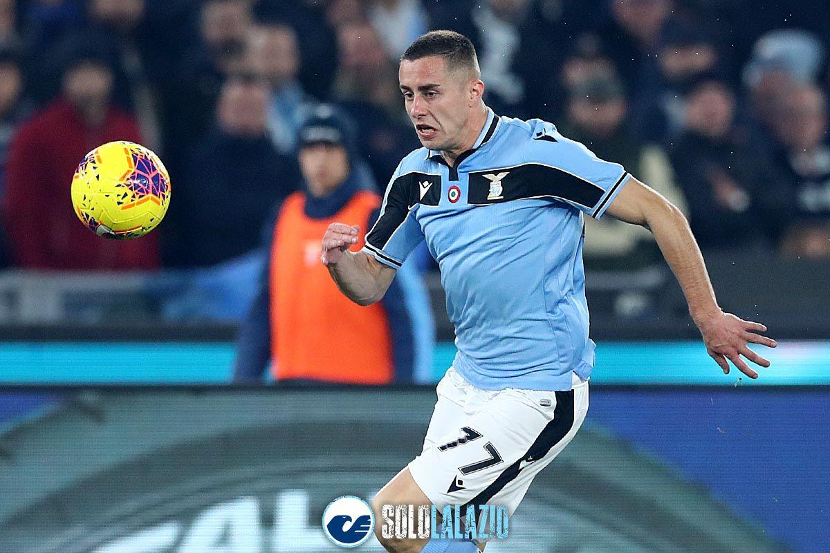 Lazio - Inter, Adam Marusic
