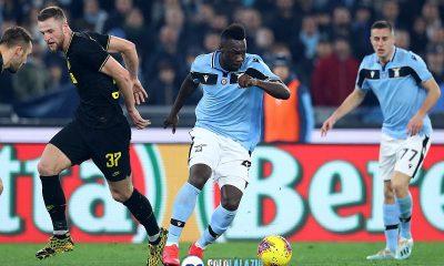 Lazio - Inter, Felipe Caicedo