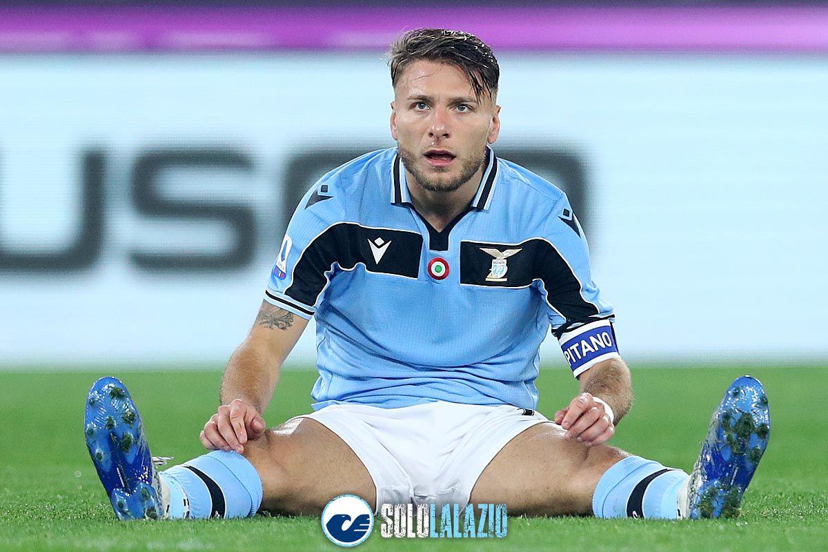 Lazio - Inter, Ciro Immobile