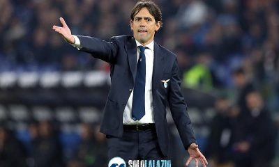 """Lazio, Inzaghi: """"I biancocelesti al top a metà giugno"""""""