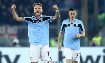 Lazio - Inter, Ciro Immobile e Adam Marusic