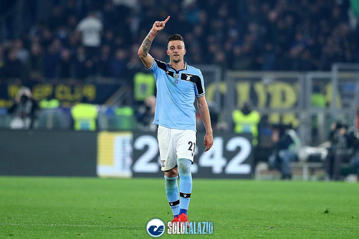 Calciomercato Lazio, il Chelsea vuole il Sergente Milinkovic