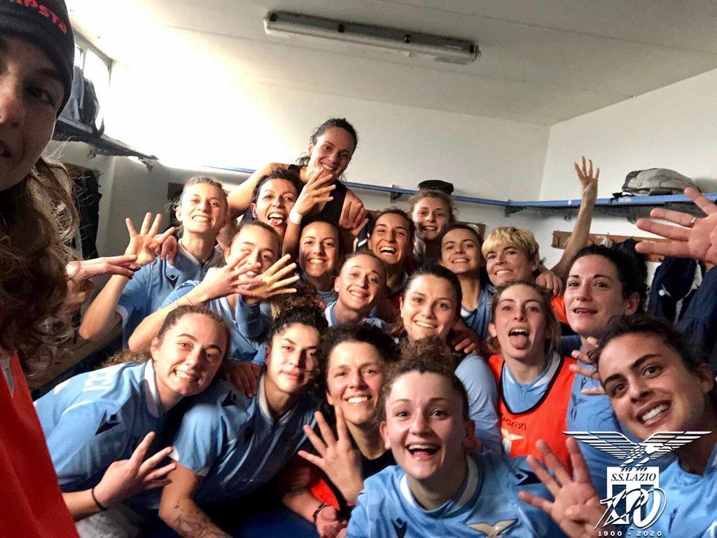 Lazio Women, si ferma la Serie B femminile: la decisione della FIGC