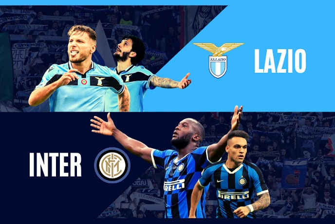 Lazio - Inter, Serie A 2019/20: live diretta