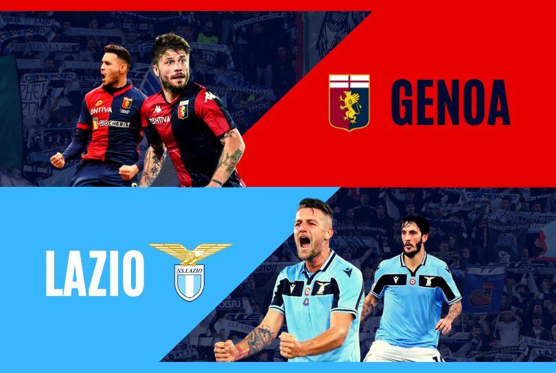 Genoa - Lazio, Serie A 2019/20: live diretta